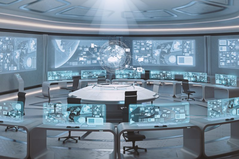 De control room als experience center