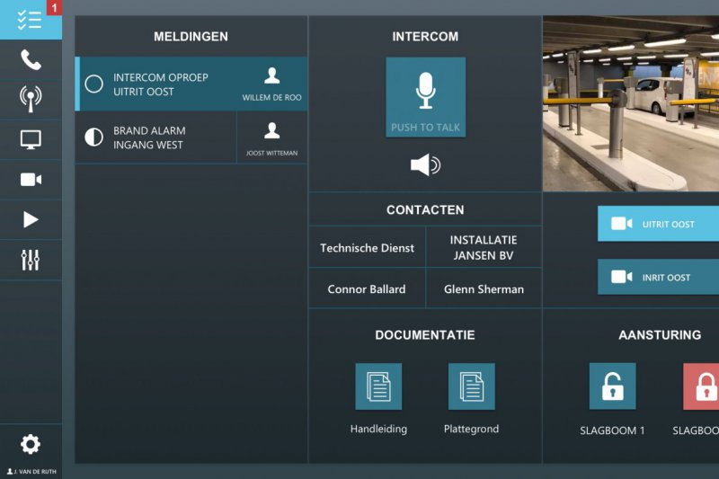 De control room optimaal onder controle met ATLAS workflow management