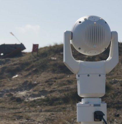 INTER defensie camera